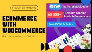 eCommerce With WooCommerce | Choose your woo-Commerce store websites from TemplateMonster