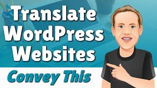 Free Translation Plugin For WordPress